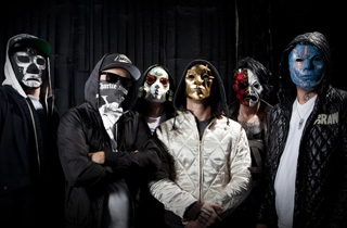 концерт Hollywood Undead