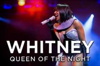 концерт Whitney- Queen of the night